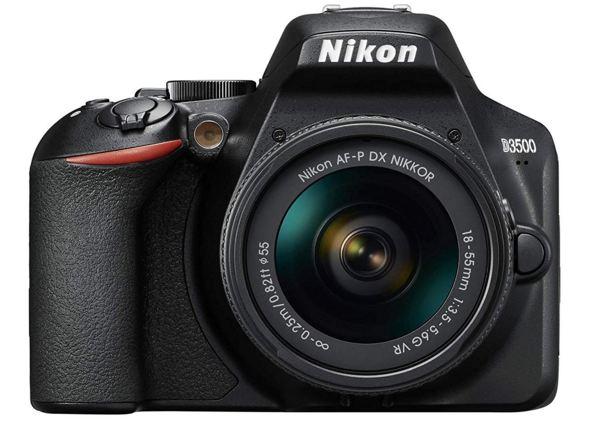 kit d3500 + nikkor 18-55