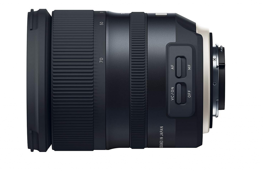 AF-S Nikkor 24-70mm F2.8 G ED, Tamron Obiettivo per Nikon, 24-70mm F/2,8 Di VC USD G2
