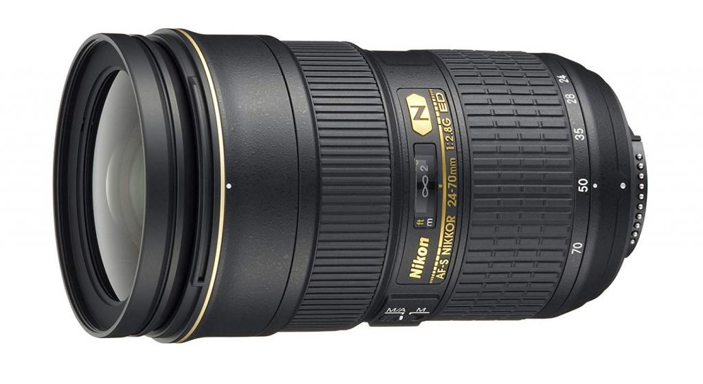 AF-S Nikkor 24-70mm F2.8 G ED, Nikon Obiettivo Nikkor AF-S 24-70 mm f/2.8 G ED