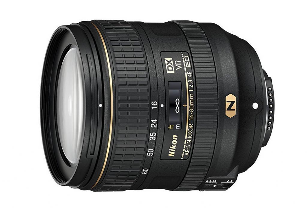 AF-S Nikkor 24-70mm F2.8 G ED, Nikon AF-S DX NIKKOR 16–80 mm 1:2,8–4E ED VR
