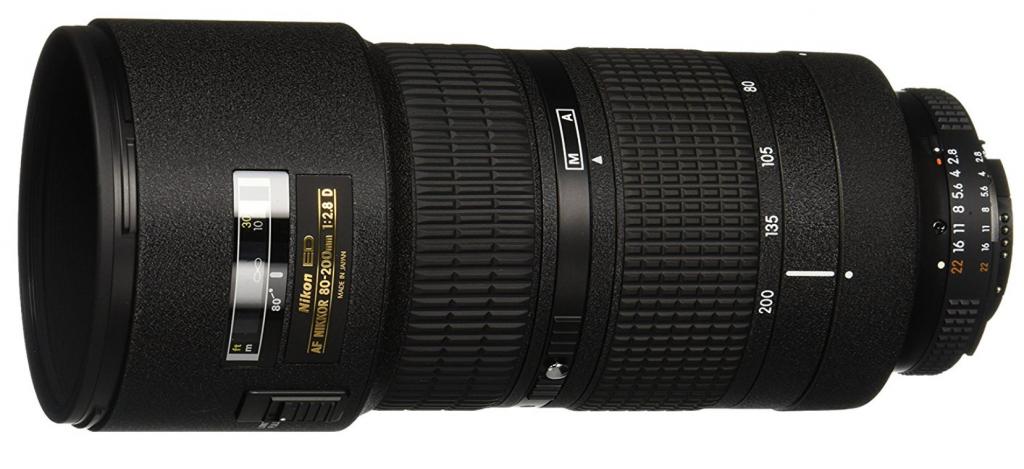AF-S Nikkor 24-70mm F2.8 G ED, Nikon AF Zoom-NIKKOR 80-200mm f/2.8D ED