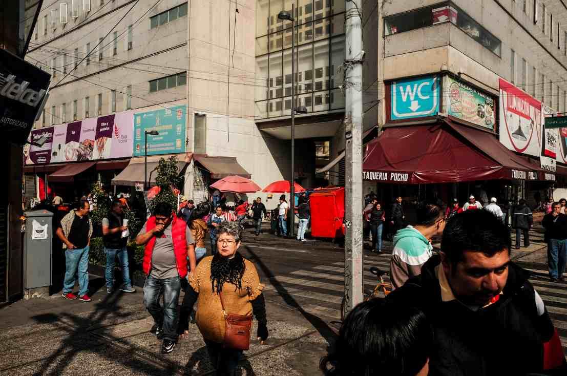 Forma e contenuto nella fotografia di strada