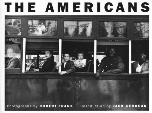 the americans street photography book