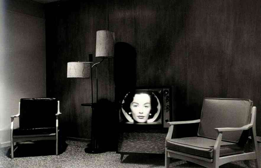 lee friedlander televisore