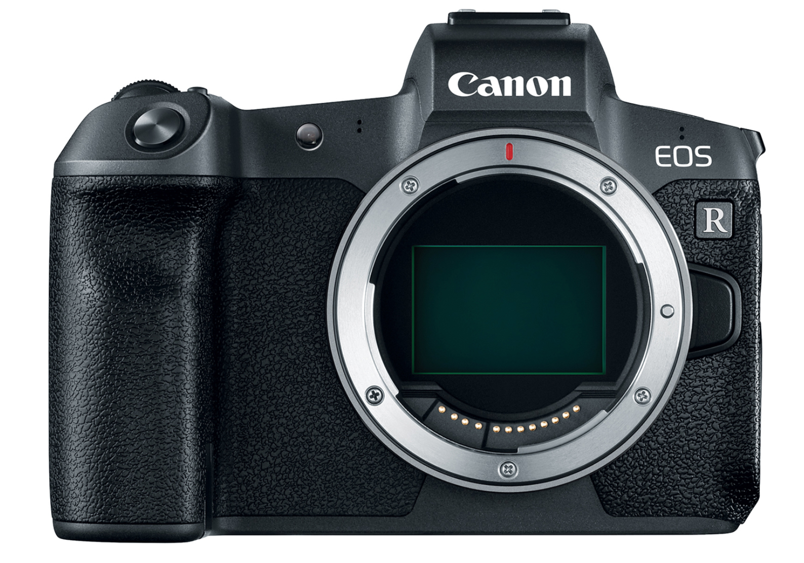 Canon Eos R, mirrorless, full frame