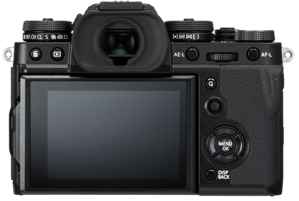 Fujifilm X-T3, mirrorless