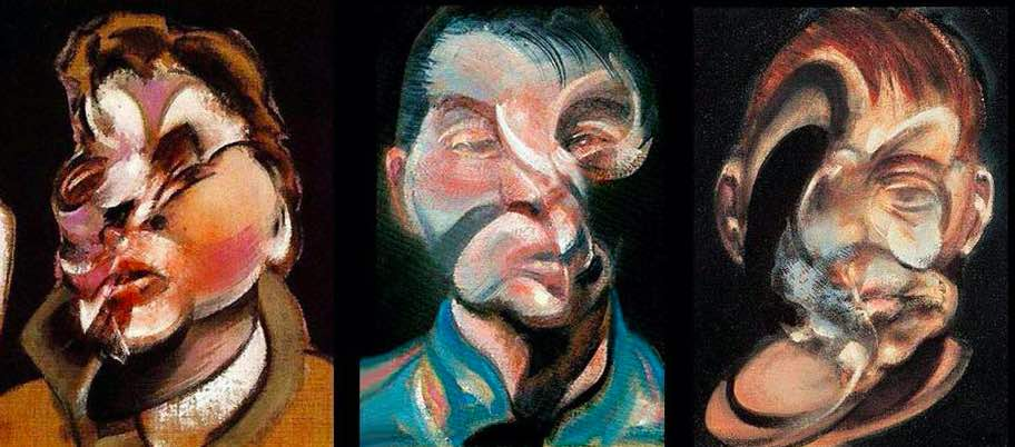 francis bacon autoritratti