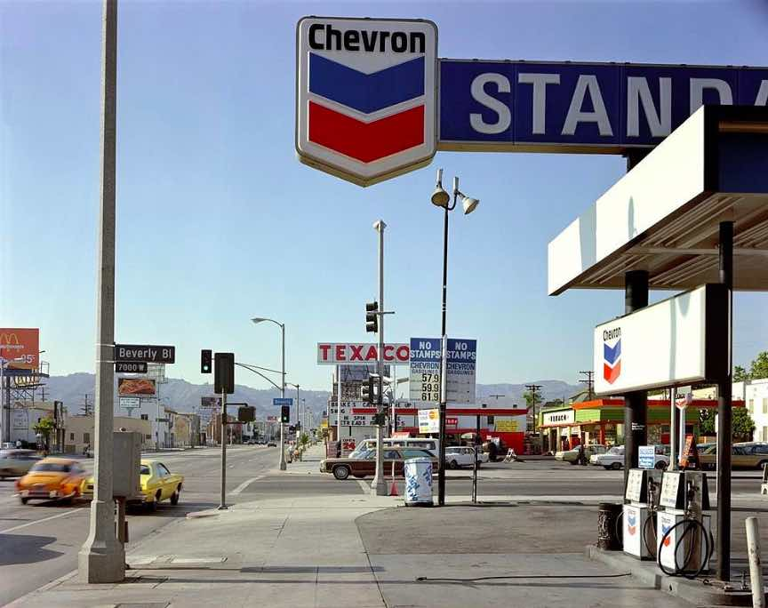 stephen shore fotografia