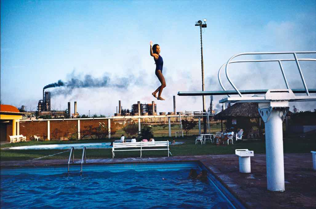 alex webb piscina