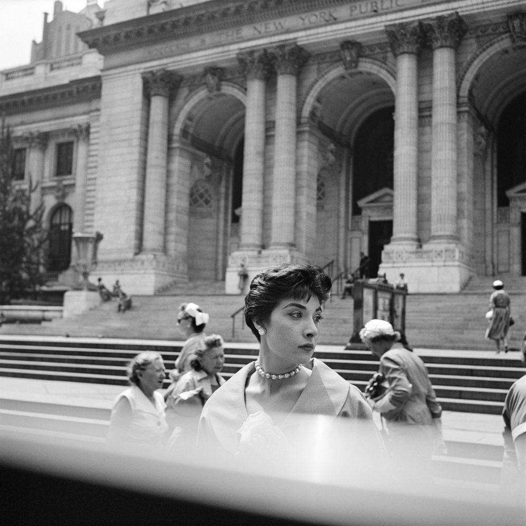Vivian Maier; ritratto
