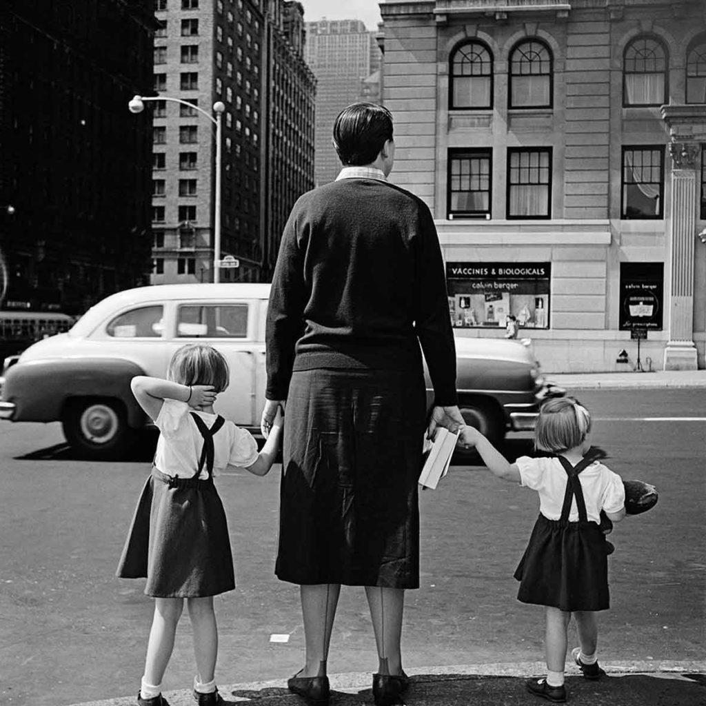 Vivian Maier: ritratto street