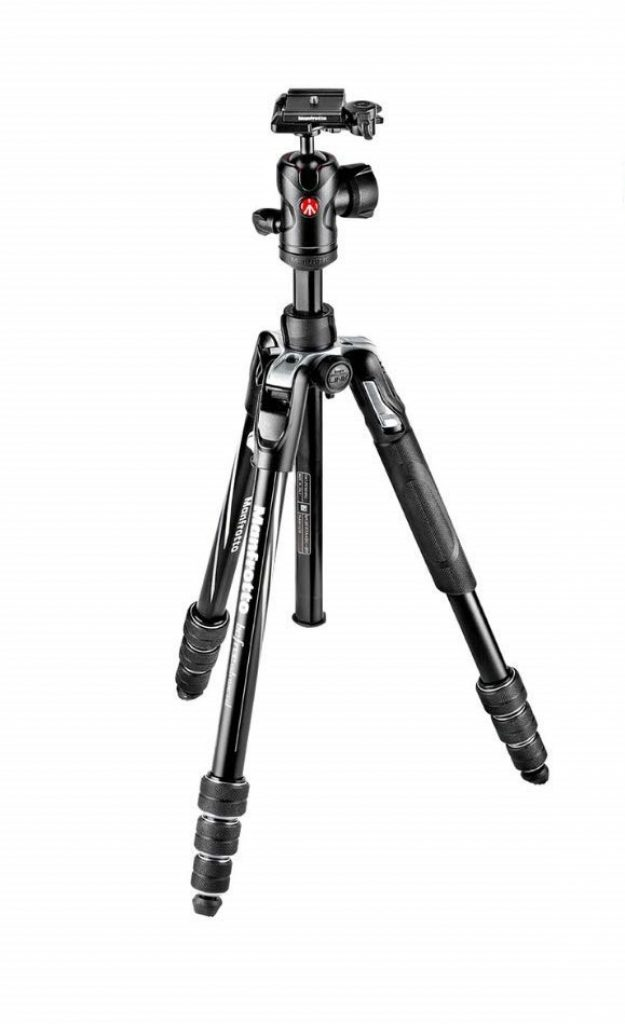 Treppiede Manfrotto BeFree