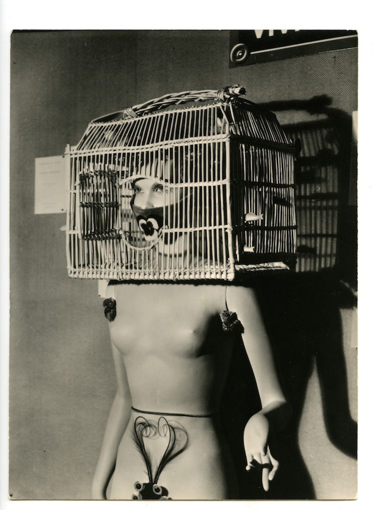 Man Ray: Manichino