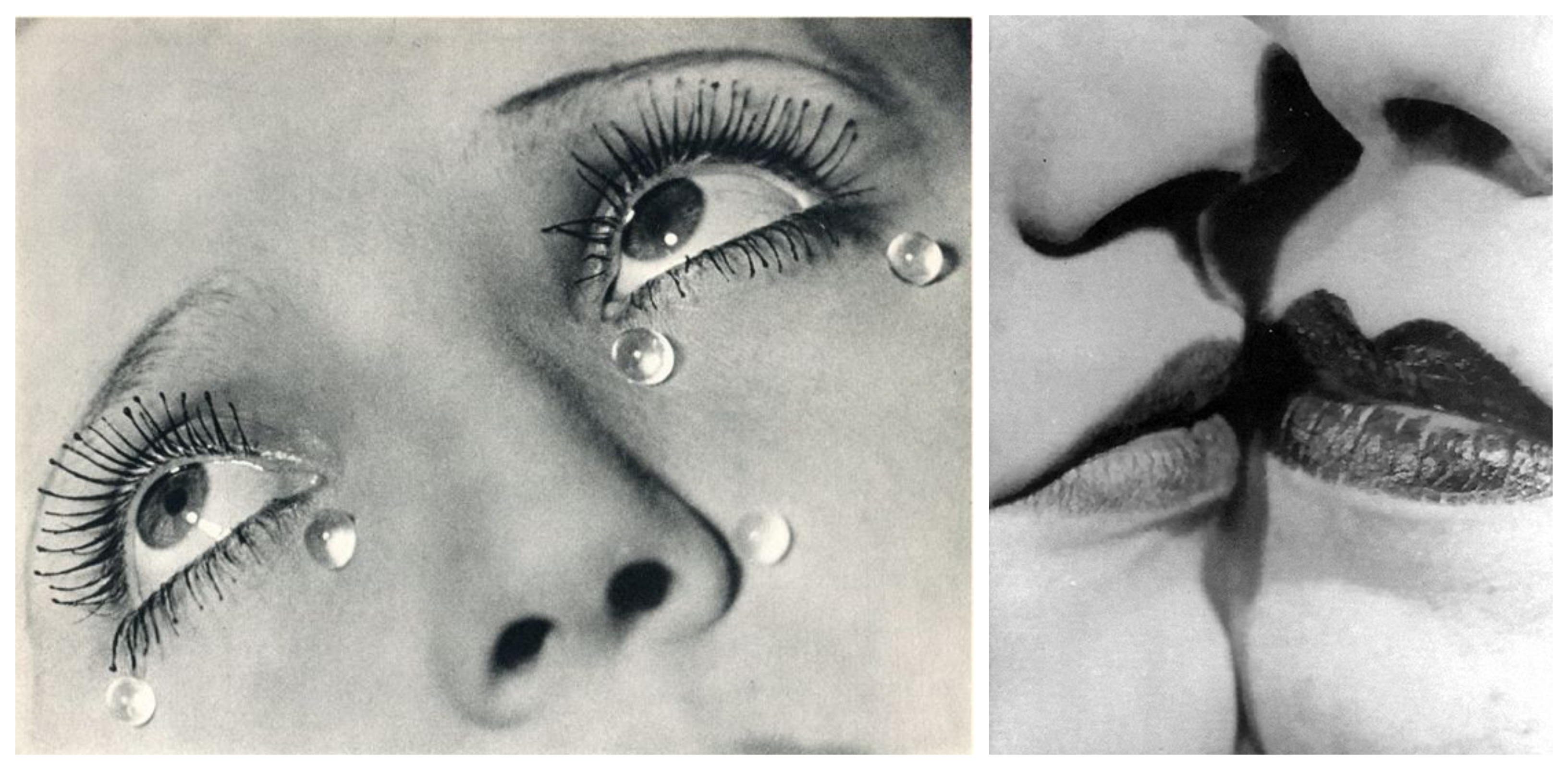 Man Ray: collager fotografie