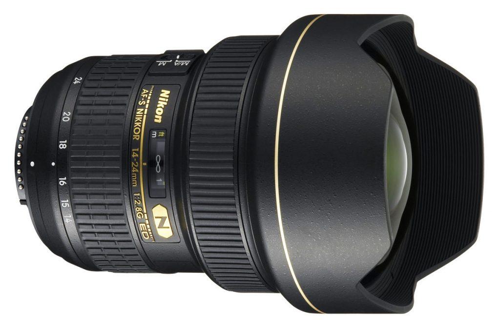 Obiettivo Nikon 14-24mm f/2.8