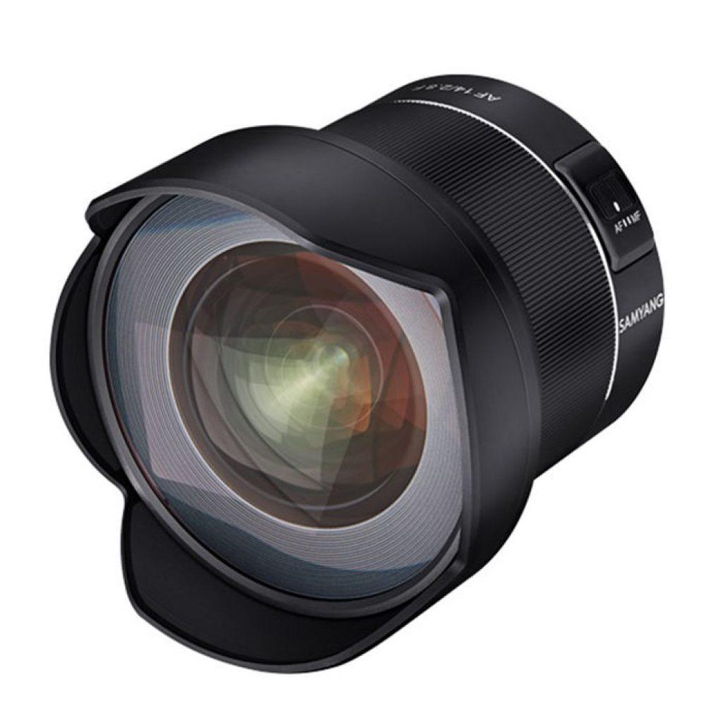 Obiettivo Samyang 14mm f/2.8 F