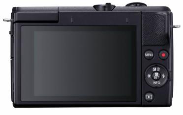 schermo LCD della EOS M200