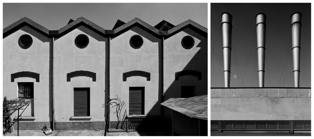 Gabriele Basilico: ritratti di fabbriche
