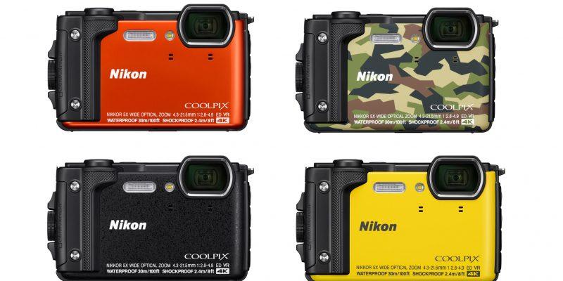 Nikon Coolpix W300: la nuova fotocamera subacquea 2017