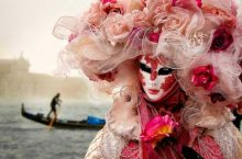 23 affascinanti fotografie del Carnevale di Venezia