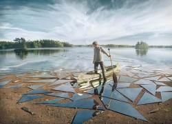 """""""Impact"""" di Eric Johansson: il fotoritocco più spettacolare dell'anno"""