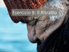 Esercizio Fotografico 9: Il Ritratto!
