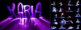 I trucchi del light painting con Maria Saggese