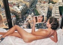 Helmut Newton, un grande fotografo sfida il pudore