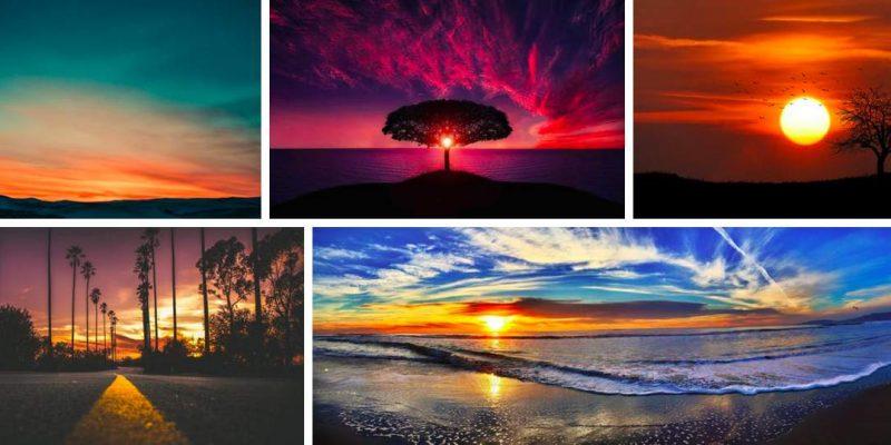 Come fotografare i tramonti: le regole di base da sapere per forza