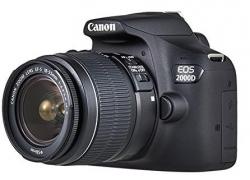 Canon EOS 2000D: Recensione completa