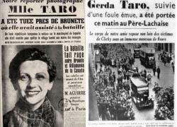 Gerda Taro, il coraggio di una donna ai tempi della guerra
