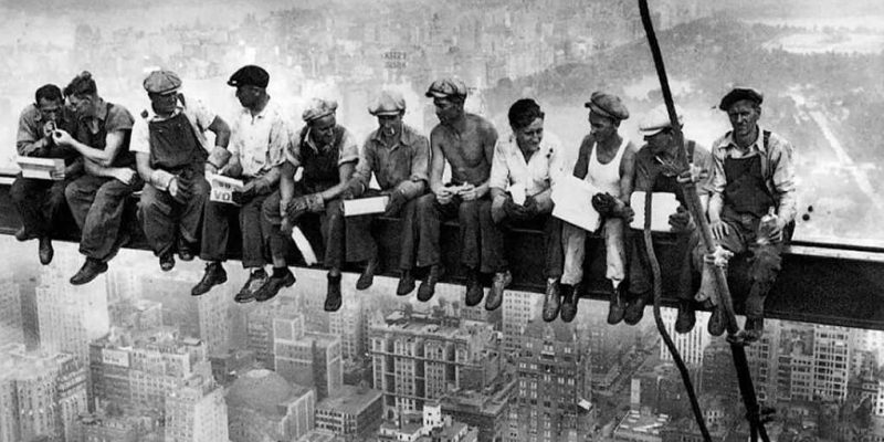 La fotografia sociale di Lewis Hine: migranti e lavoro