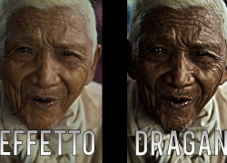 Effetto Dragan: dona drammaticità alle tue foto